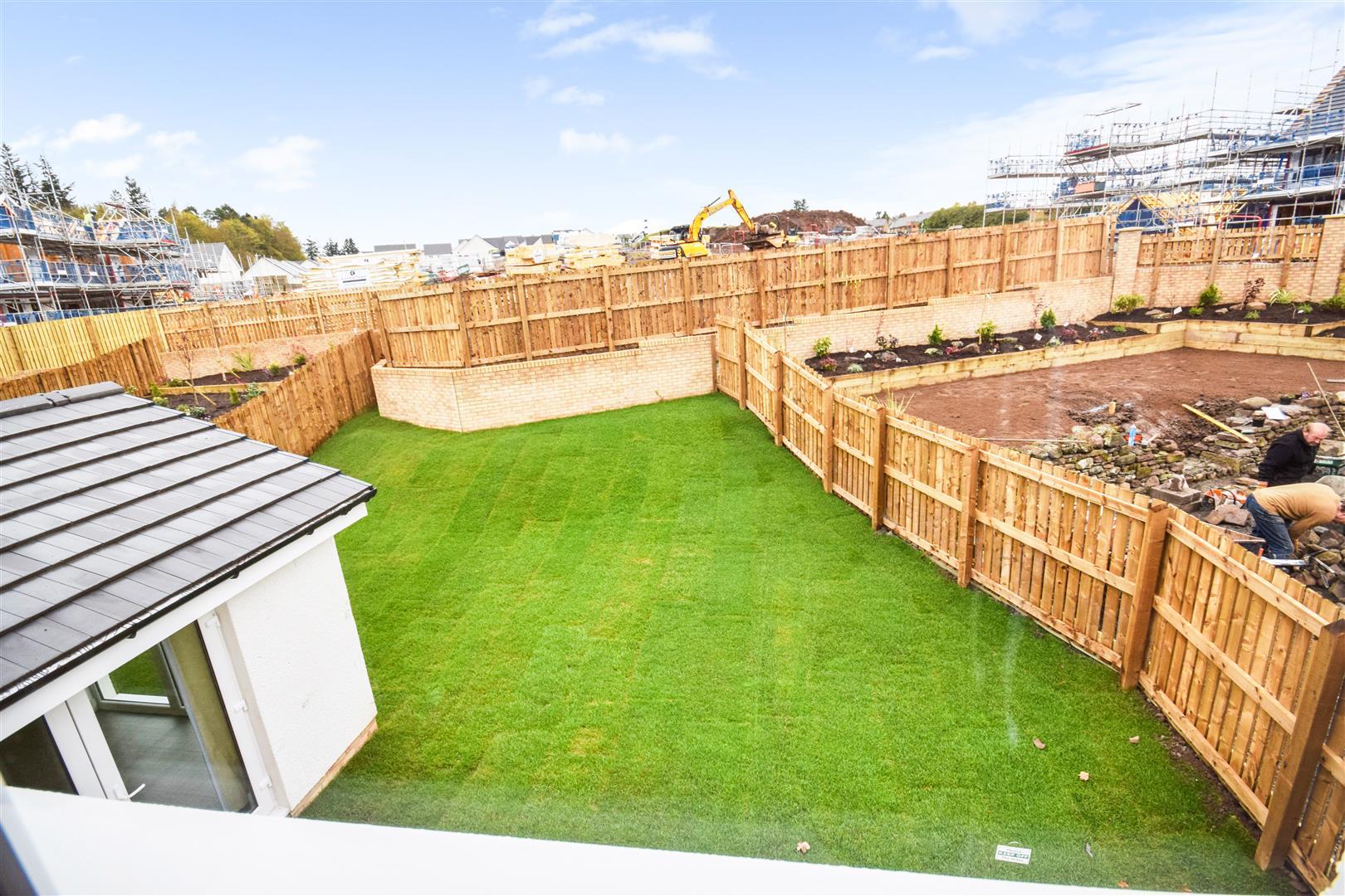 Plot 81, Strathearn Gardens, Auchterarder, Auchterarder, PH3 1JG, UK